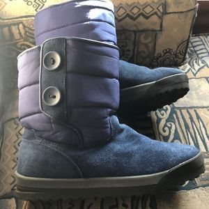 Lands end winter boots